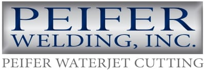 Peifer Welding, Inc. sponsor logo
