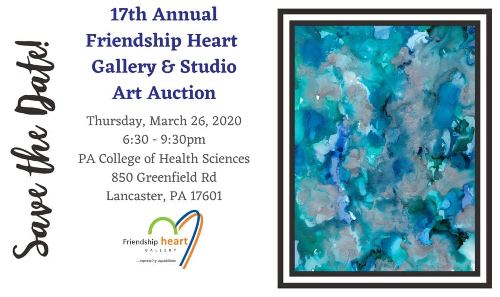 Art Auction Reminder